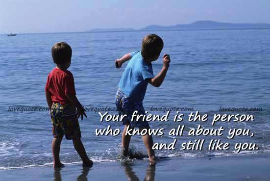 funny friends quotes. est friendship quotes of all