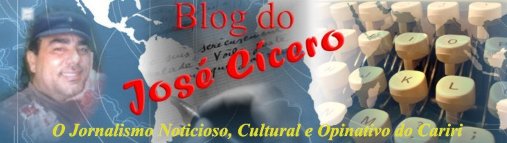 BLOG DO JOSÉ CÍCERO
