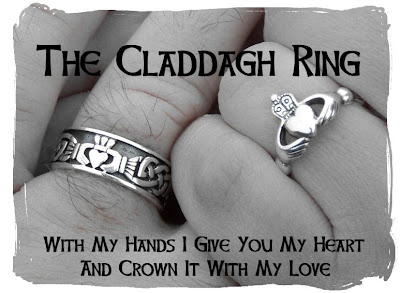 The Claddagh ring is a