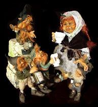 Visit my little folk- Besucht mein kleines Volk...
