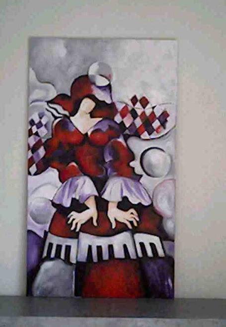 Galina pianovrouw