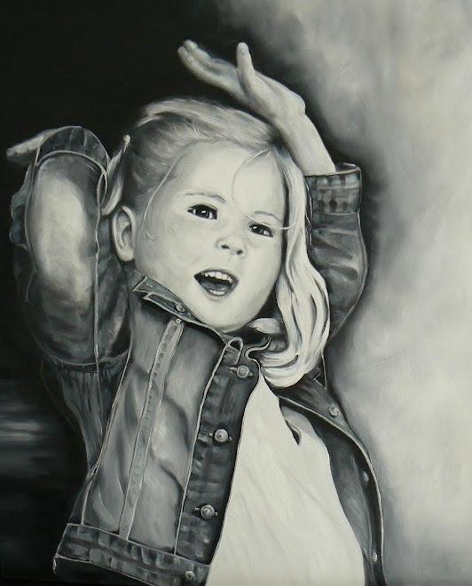 Onze sprankelende kleine prinses Amalia