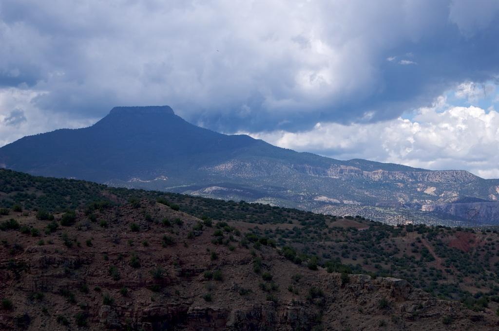 Pedernal Mountain C New Mexico
