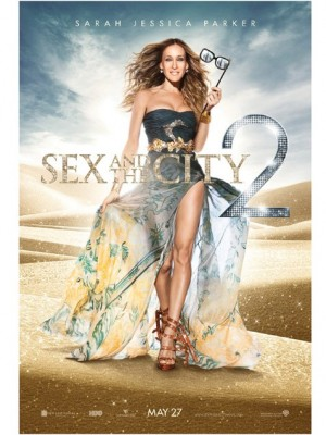 Cartaz do filme Sex and City 2