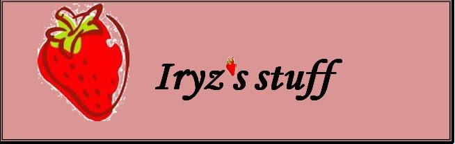 iryz's stuff