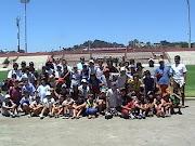 Chicos en Estadio La Serena