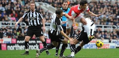 G Ban S World Epl Newcastle Utd Vs Arsenal 4 4