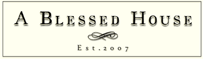 A Blessed House - Est. 2007