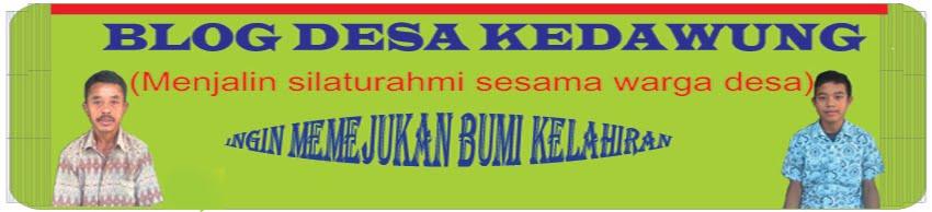Blog wong Desa