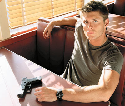 23° <b>Jensen Ackles</b> - Entrée