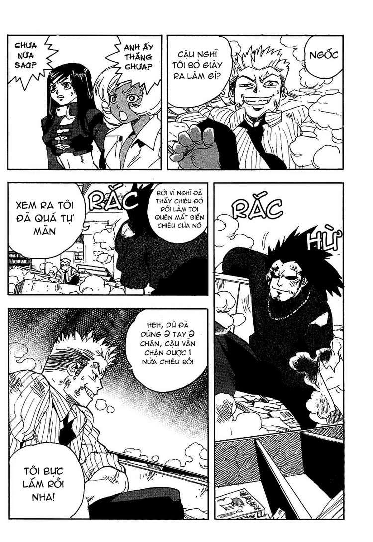 Aiki chap 52 - Trang 22