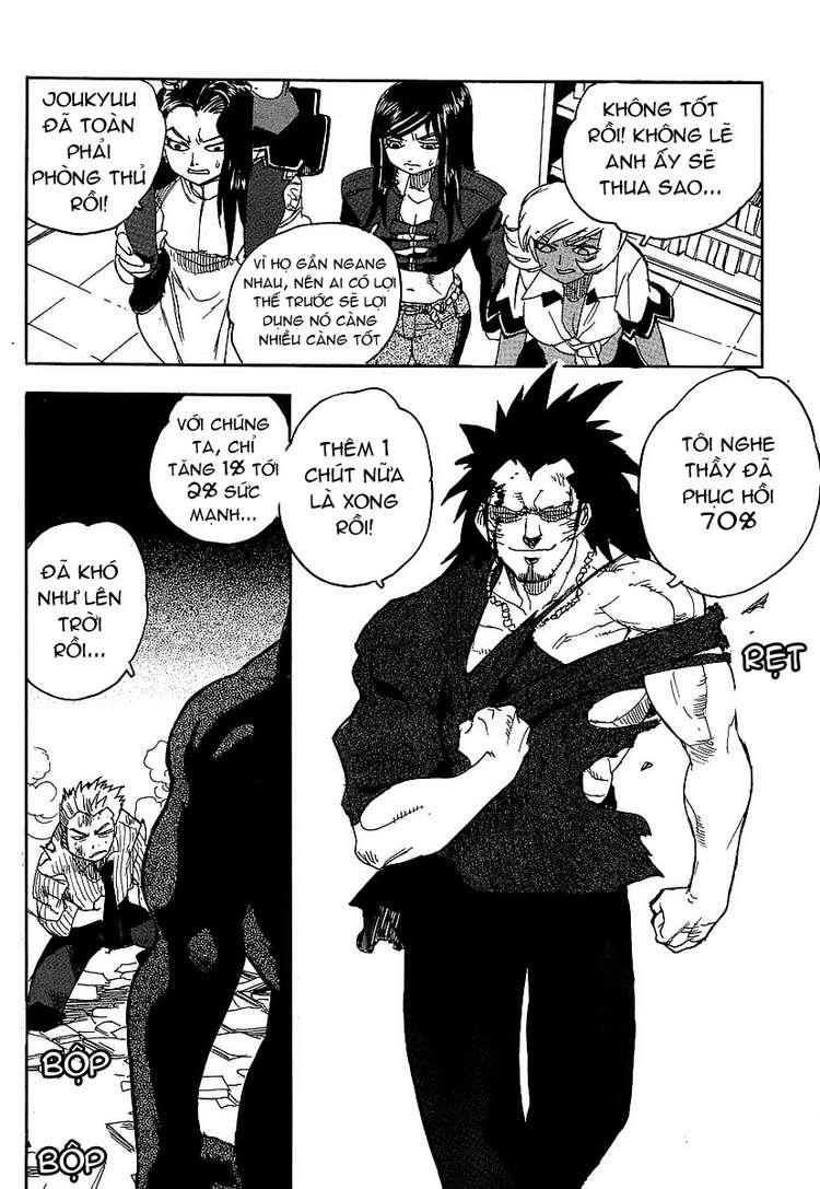 Aiki chap 52 - Trang 28