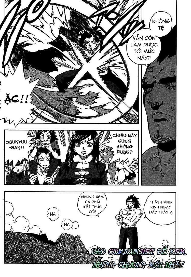 Aiki chap 52 - Trang 30