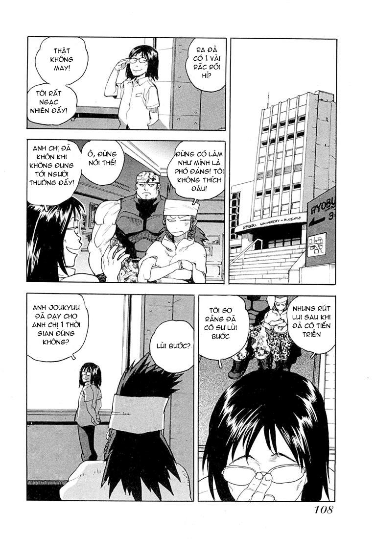 Aiki chap 47 - Trang 5