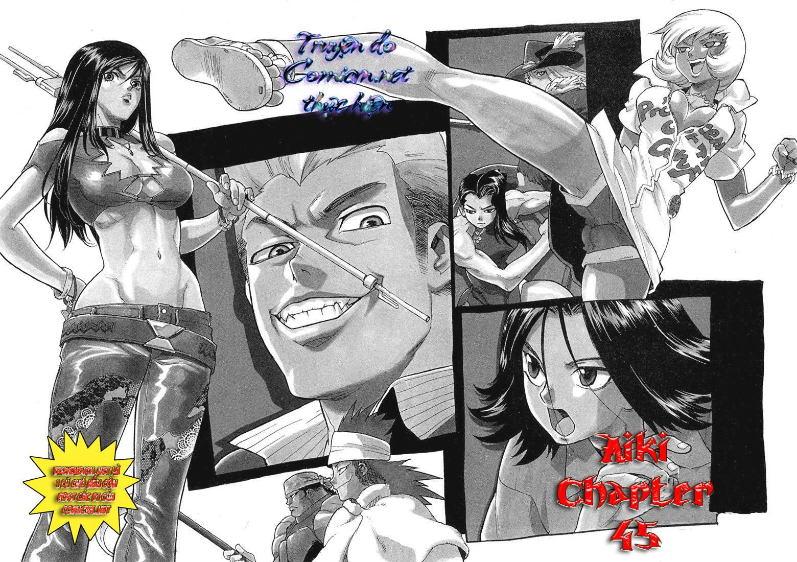 Aiki chap 45 - Trang 3