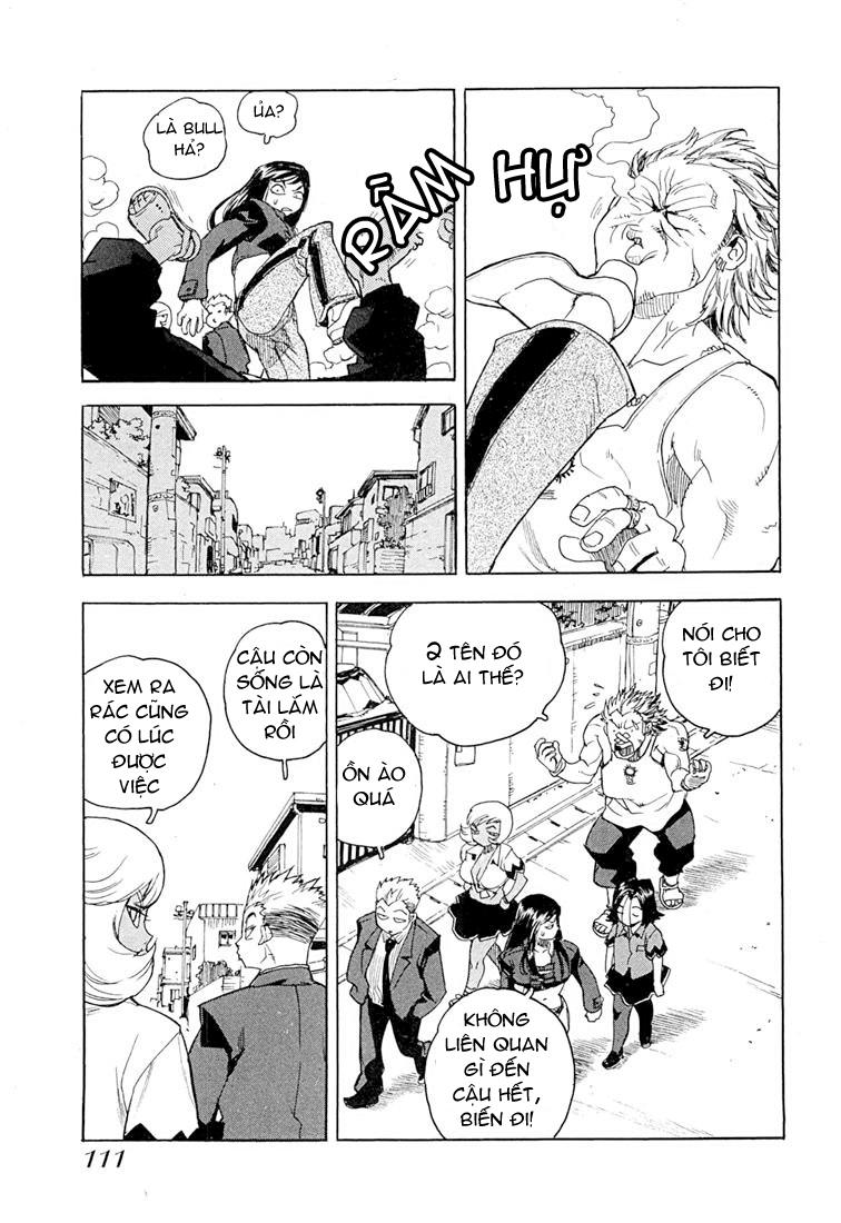 Aiki chap 47 - Trang 8