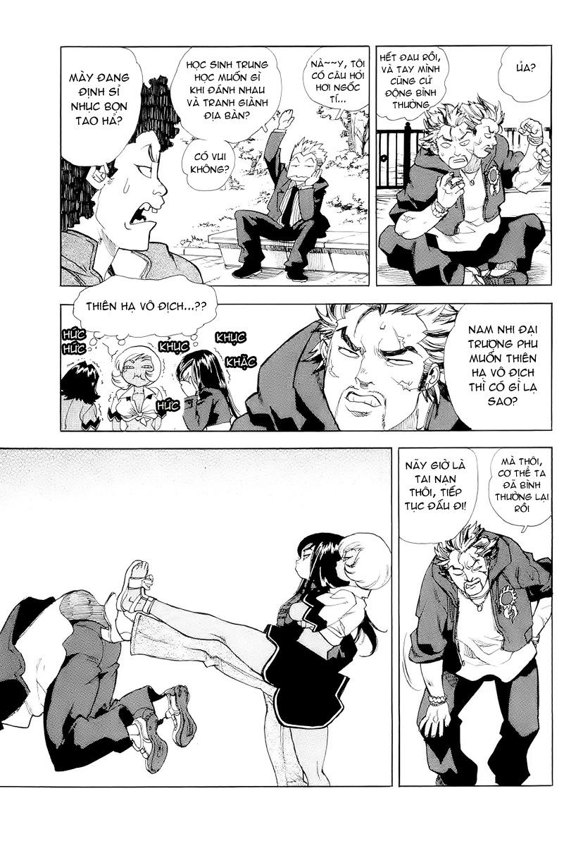 Aiki chap 41 - Trang 18