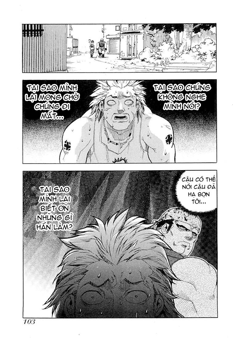 Aiki chap 46 - Trang 24