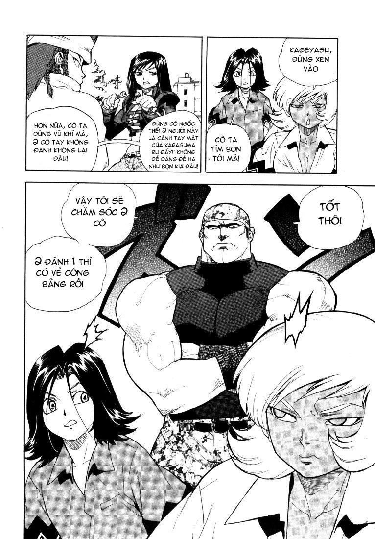 Aiki chap 44 - Trang 19