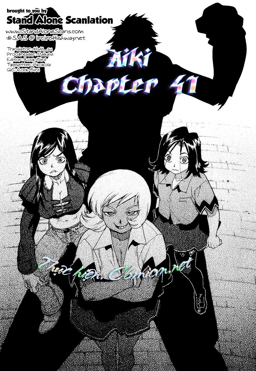Aiki chap 41 - Trang 2
