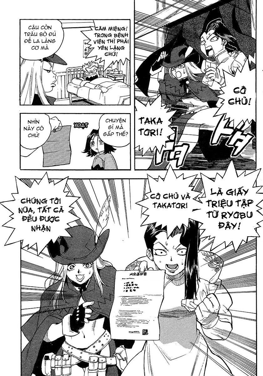 Aiki chap 55 - Trang 4