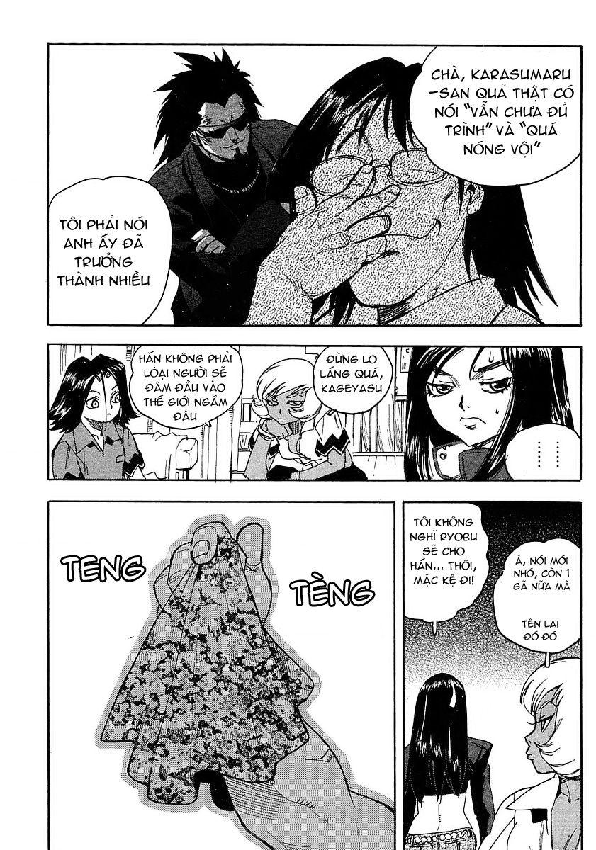 Aiki chap 55 - Trang 8
