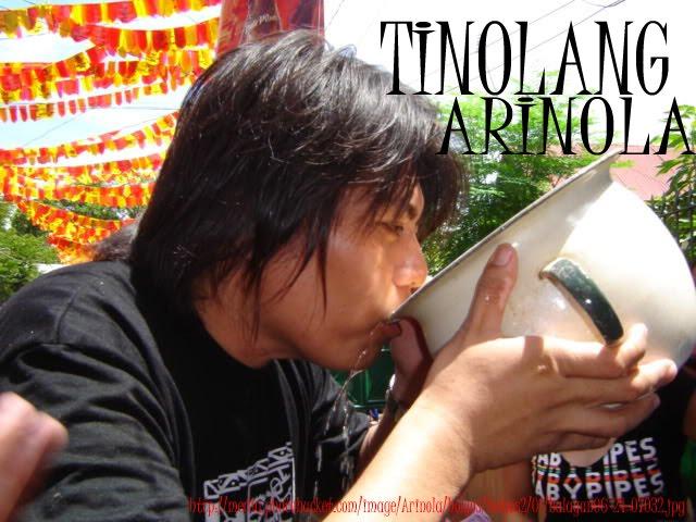 Tinolang Arinola