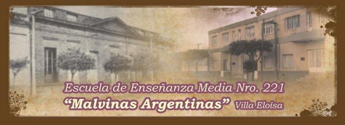 EEM 221 - Malvinas Argentinas- Villa Eloísa