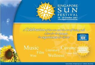 The Singapore Sun Festival