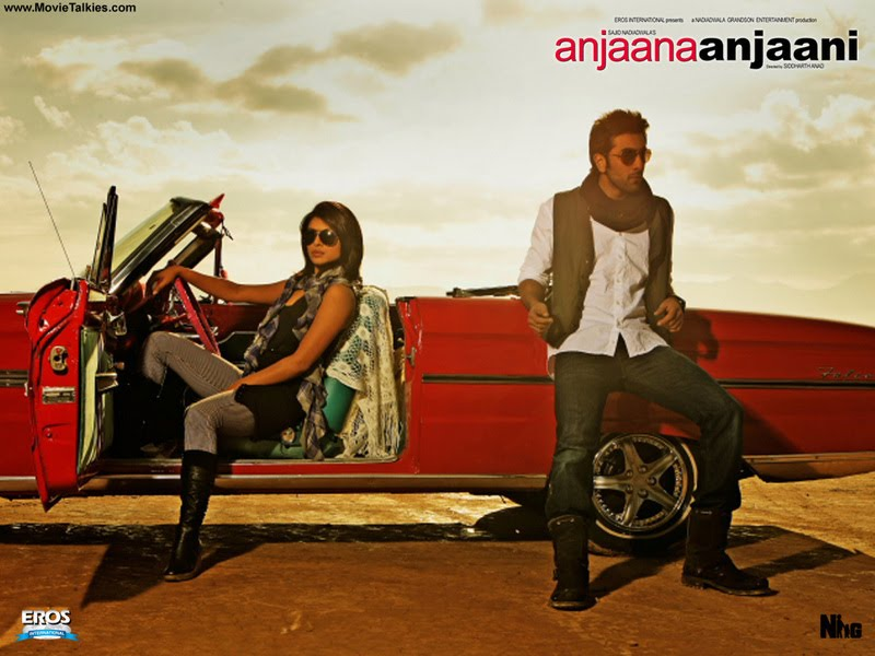 pooja kumar in anjaana anjaani. Movie: Anjaana Anjaani (2010)