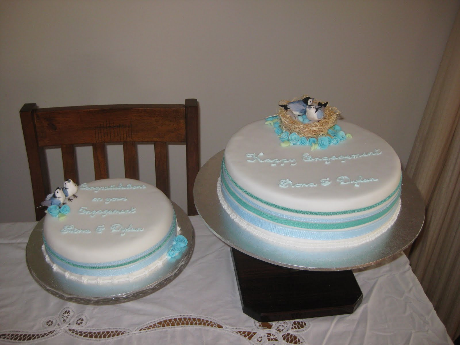 engagement party cakes canberra