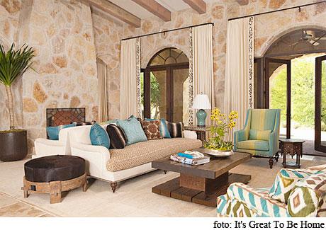 Decorando ambientes - Muebles rusticos modernos ...