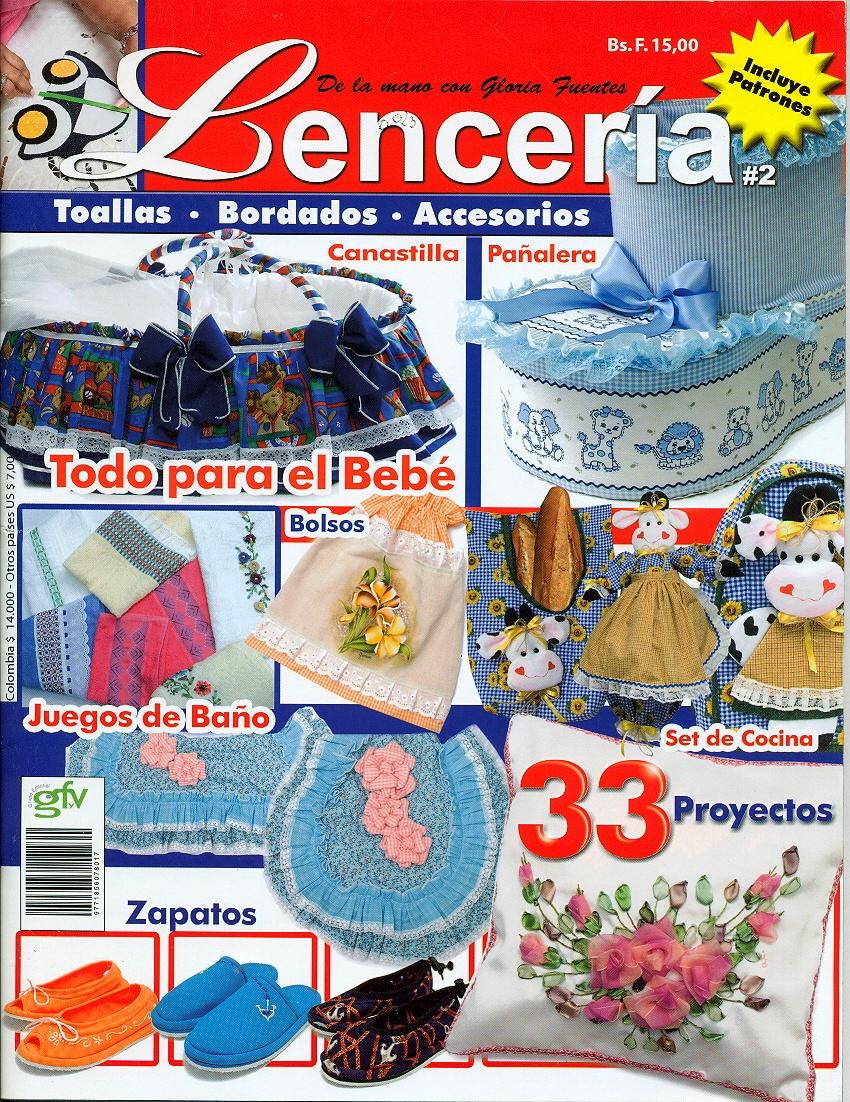 Revistas Manualidades Para Descargar Quili Lenceria