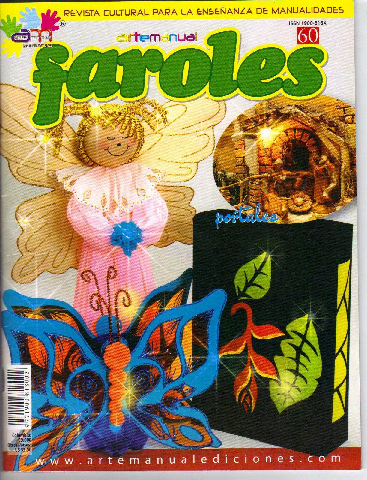 Revista: Arte Manual No. 60 [13 MB | JPG | Español]