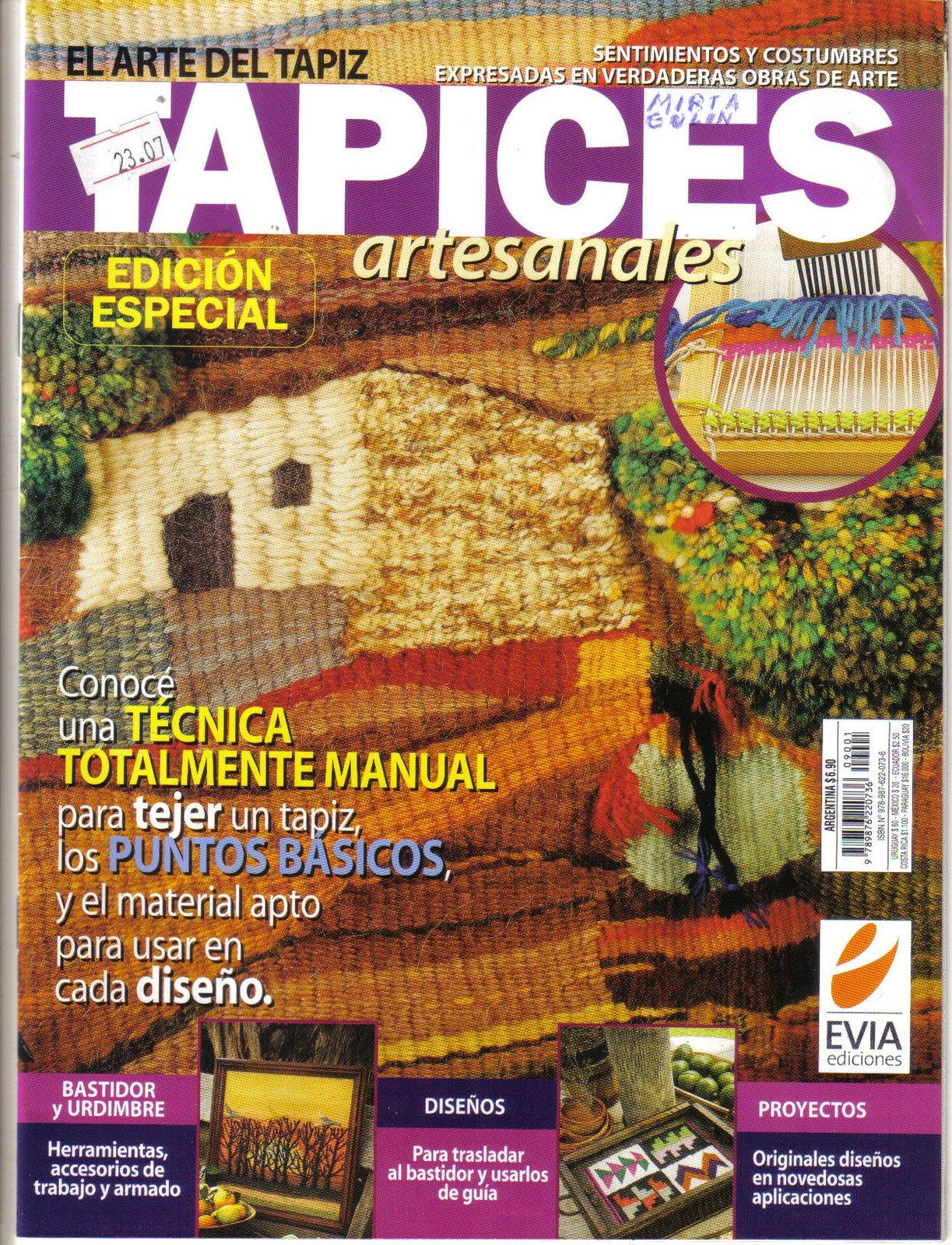 Revistas De Manualidades Espanolas