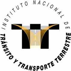 intituto nacional de transporte terrestre: