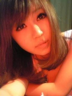 上海師大鋼牙妹美女1