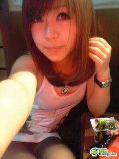 上海師大鋼牙妹美女5
