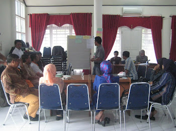 Workshop Penyusunan Modul Voters Education