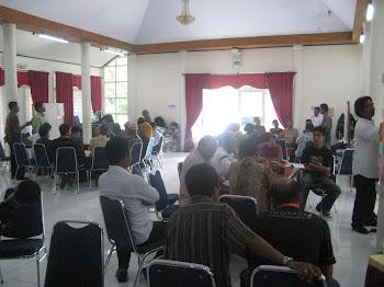 Diskusi Kelompok Pembahasan Modul