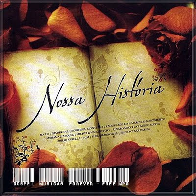 Coletânea Nossa História - Line Record - 2008