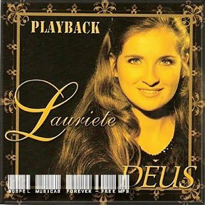 Lauriete - Deus - Playback - 2005