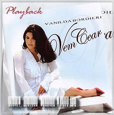 Vanilda Bordieri - Vem Cear - Playback - 2006