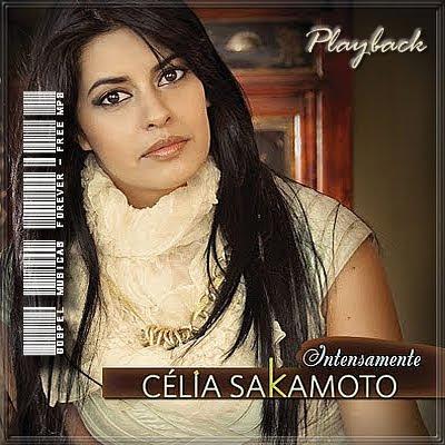 Célia Sakamoto - Intensamente - Playback - 2009