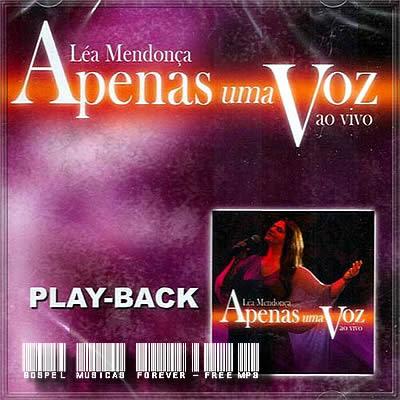 Léa Mendonça -  Apenas Uma Voz - Playback - 200