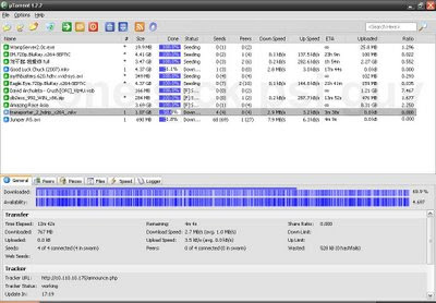 uTorrent eating all my bandwidth