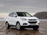 Hyundai ix35 (2011) fuel-efficient engines