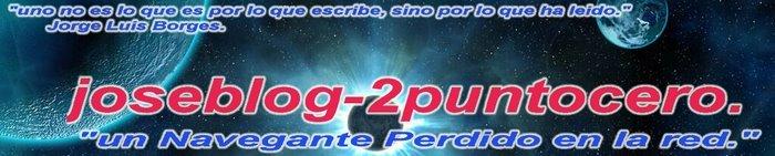 JoseBlog-2puntoCero