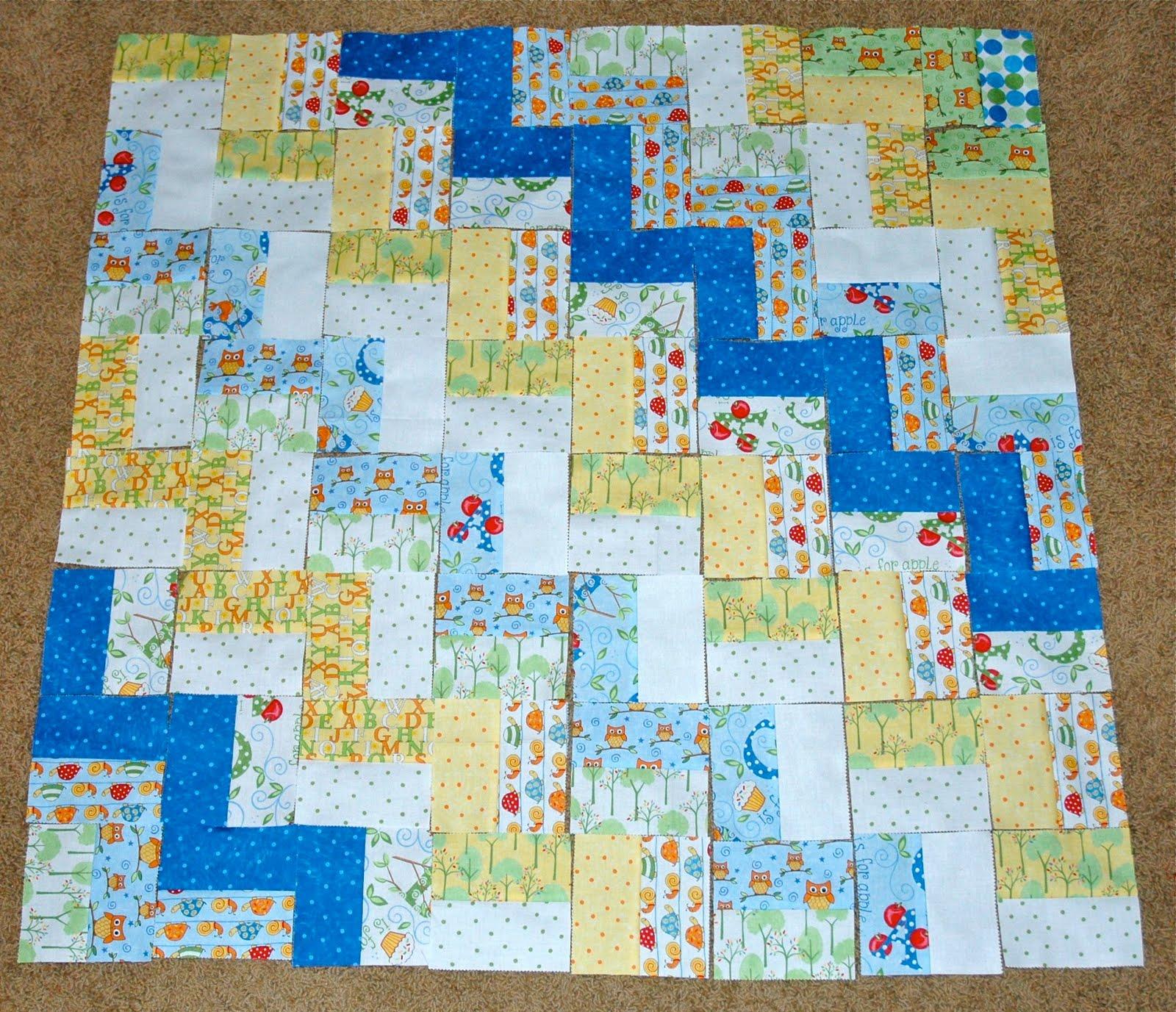 Zig Zag Love Quilt Pattern : Mama Mel Loves...: July 2010