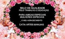Sello regalo de mi amiga Cátia Amélia